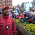 Always Patrolling: Andreas Hawk Schoyen, London Chapter UK Guardian Angels